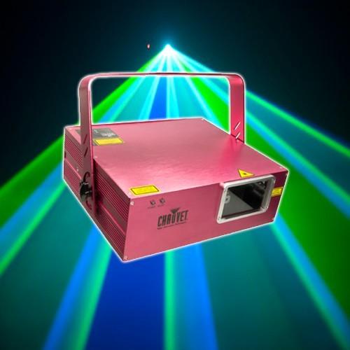 laser lights rent