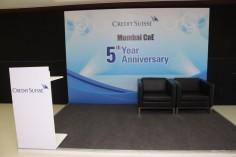 Credit Sussie Mumbai CoE- 5th Anniversary