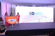 DW News Launch