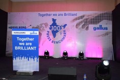 Heidelberg Gullus Together We are Brilliant – 100 Press Benchmark