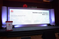Huawei Cloud Congress India 2016