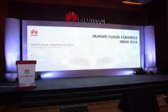 Huawei Cloud Congress India 2016