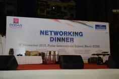 Networking Dinner – Podar International School